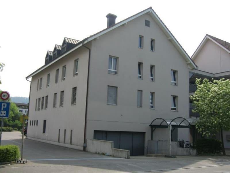 Im Dorfzentrum von Aesch