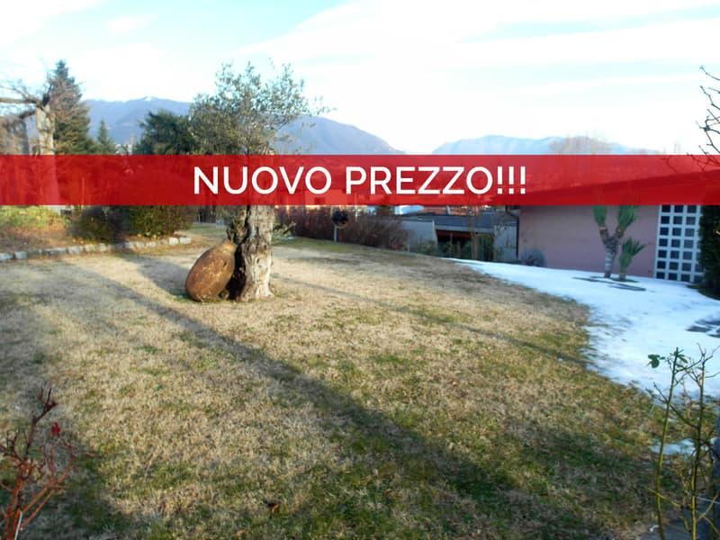 Interessante terreno in pacifico contesto residenziale contornato da villette a Novazzano.