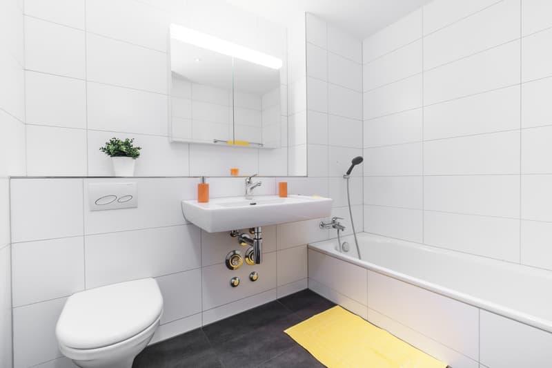 Topmoderne 3.5-Zimmerwohnung zu vermieten
