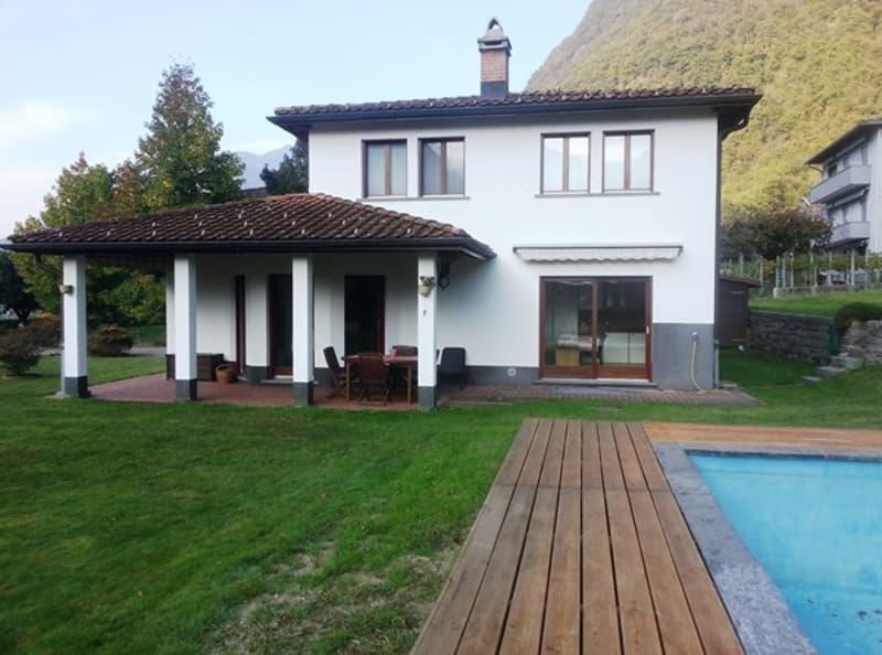 Villa 5,5 locali con piscina