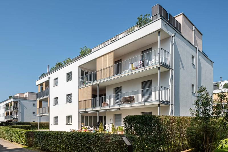 Moderne Wohnung in Nürensdorf