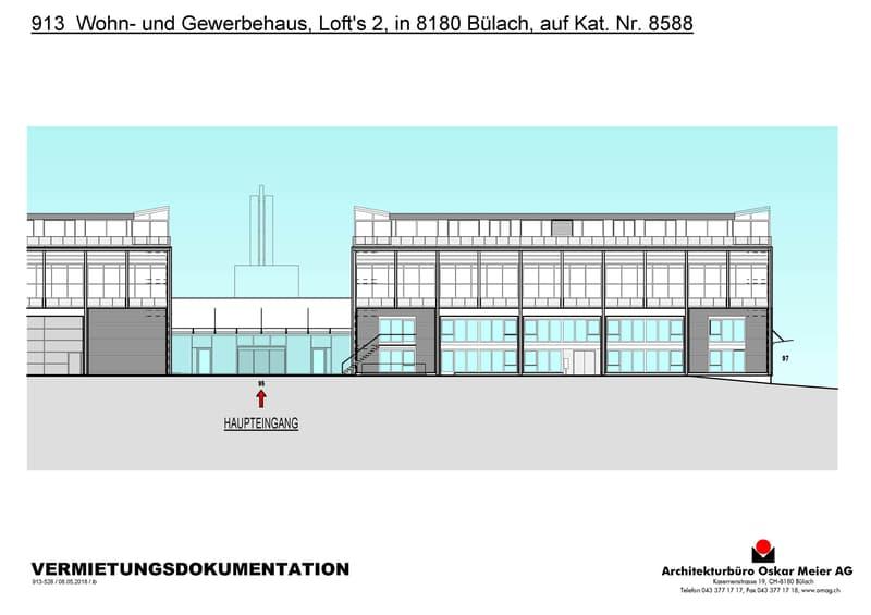 Gerwerbehaus Loft 2