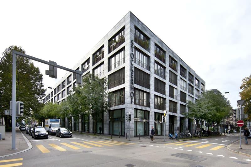 Arbeiten in der Business Lounge Platinum! Top ausgestattet und gut umsorgt - Zürich City Center!