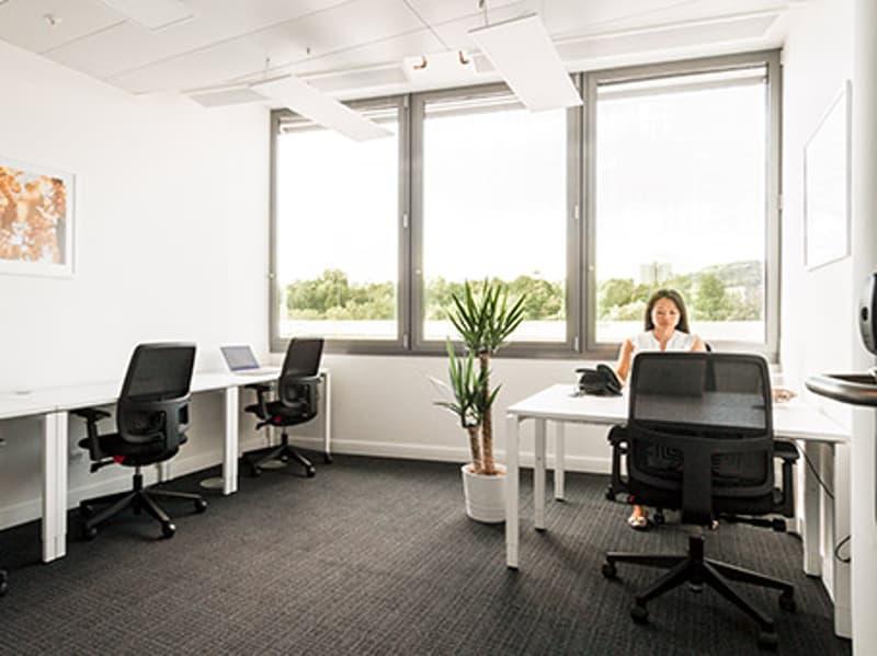 Espaces de travail à Etoy iLife City - pour 3à 4 personnes (1)