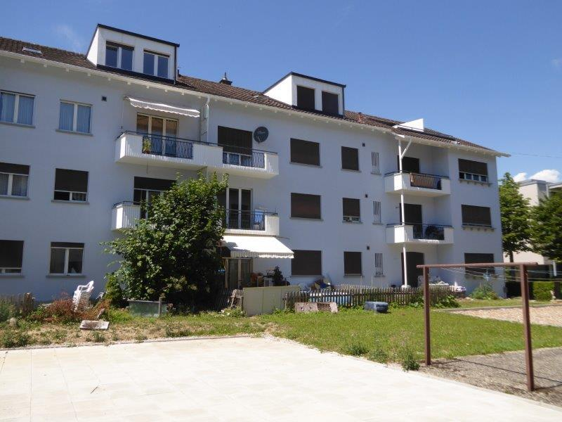 Wunderschöne 3-Zimmer-Dachwohnung zu vermieten