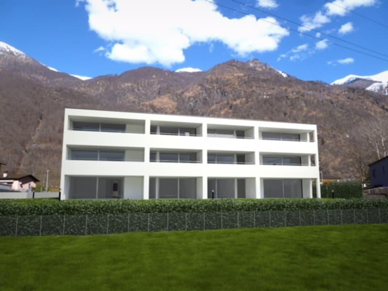 Nuova residenza Cardellino, 2.5 locali al piano terra con giardino privato