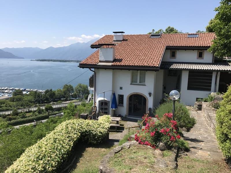 Bellissima casa di vacanza con stupenda vista