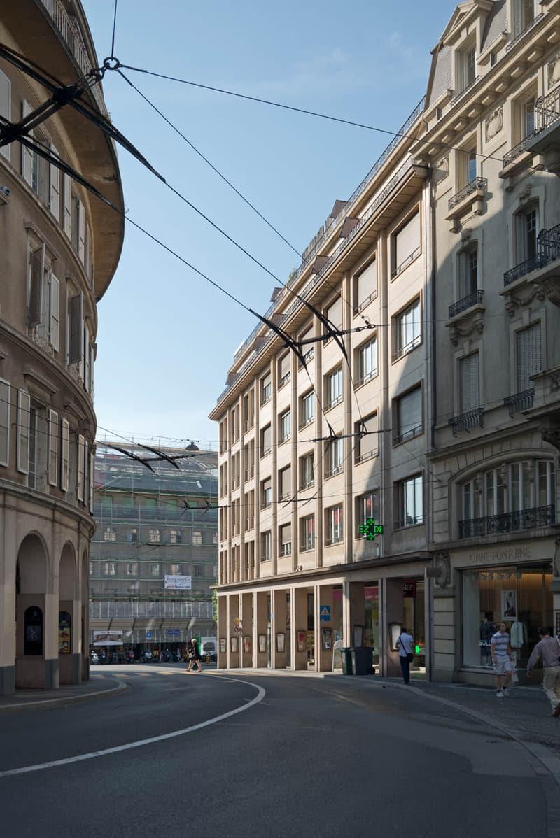 Positionnez votre succès en centre ville de Lausanne