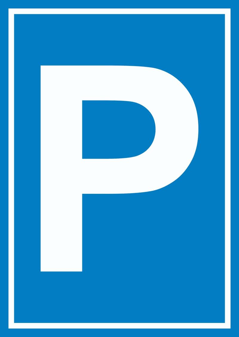 Schluss mit Parkbussen & langer Parkplatzsuche!