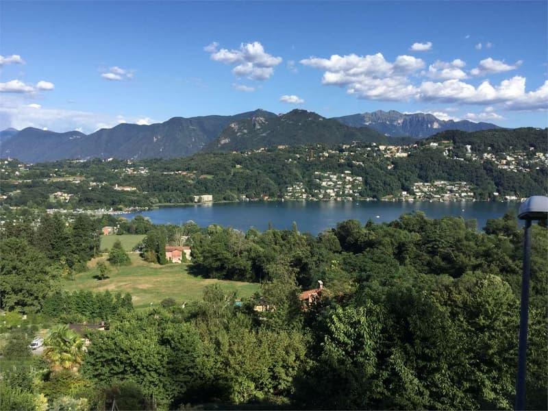 Magnifica vista lago per questo 5,5 locali
