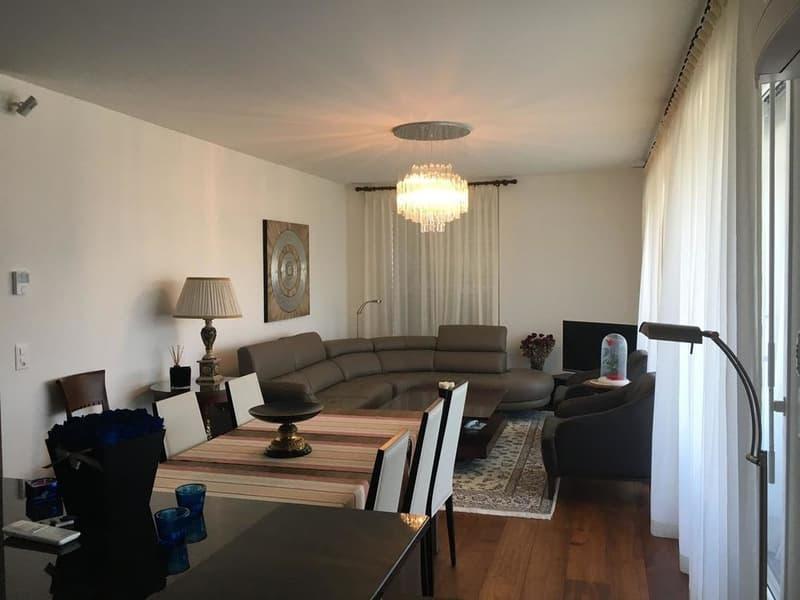 Appartement de 100 m2 entièrement meublé