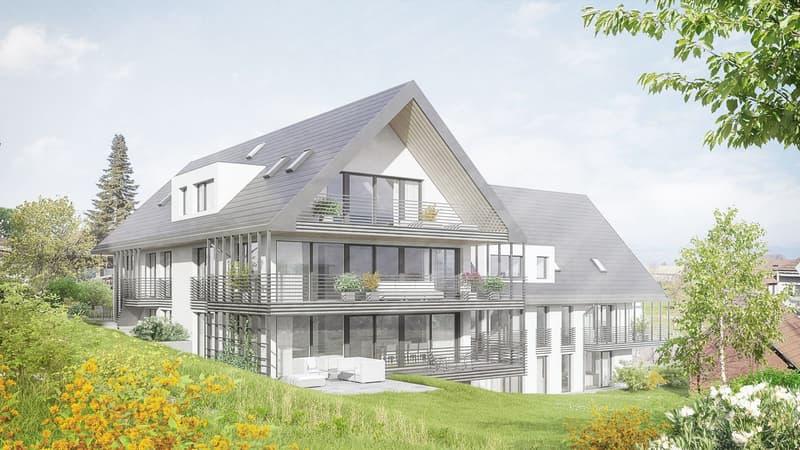 Neubau: viel Sonne, viel Platz, viel Komfort, Ideales Renditeangebot