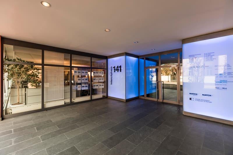 Repräsentativer Eingangsbereich mit direktem Zugang