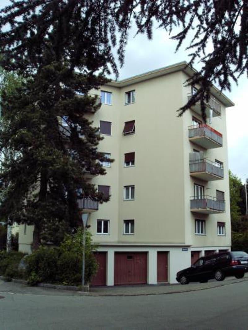 Helle 3-Zimmer-Wohnung an zentraler, ruhiger Lage