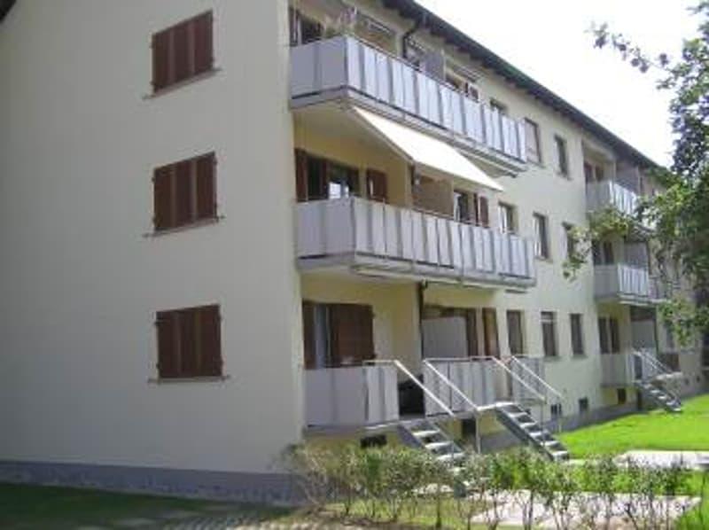 3-Zimmerwohnung an ruhiger, zentraler Lage