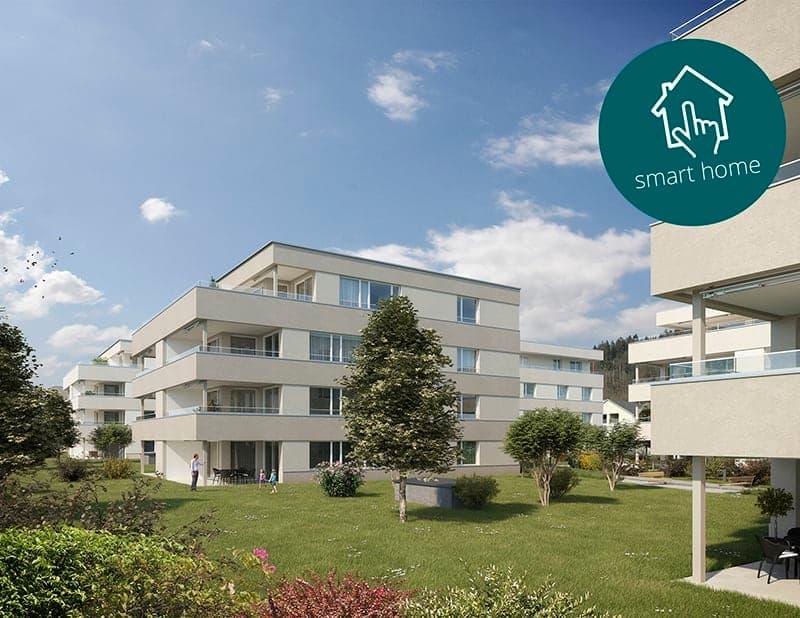 Neubauwohnung - 6243 Egolzwil