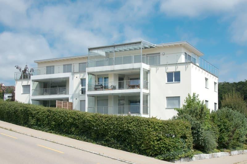 Moderne Eigentumswohnung in Stetten