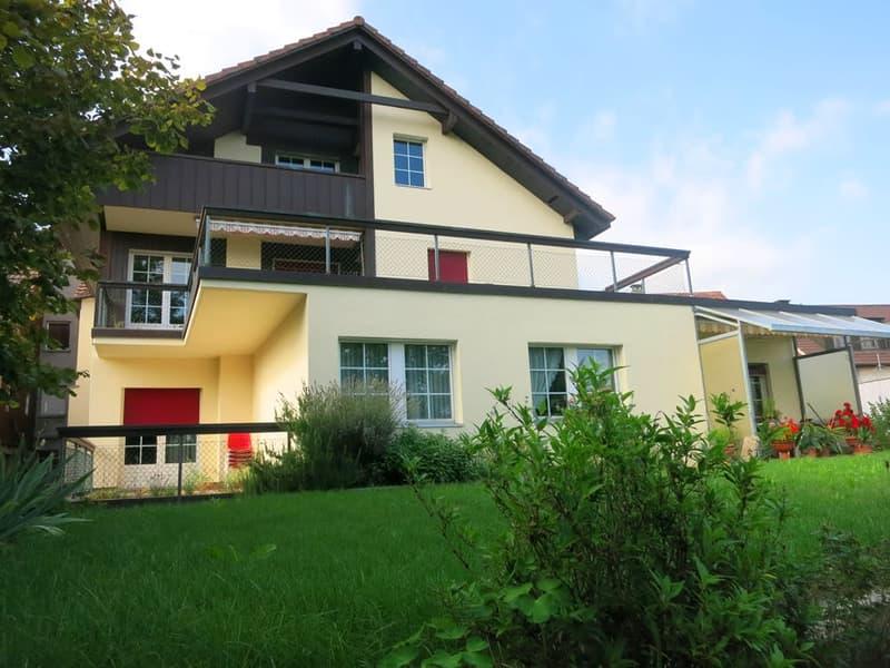 Grosszügige 4.5-Zimmer-Wohnung mit grosser Terrasse