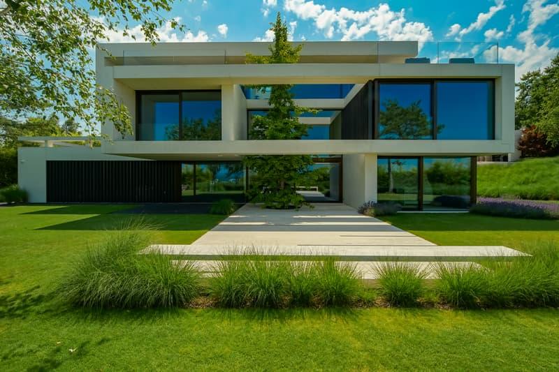 Exklusive Villa mit Weitsicht auf den Bodensee