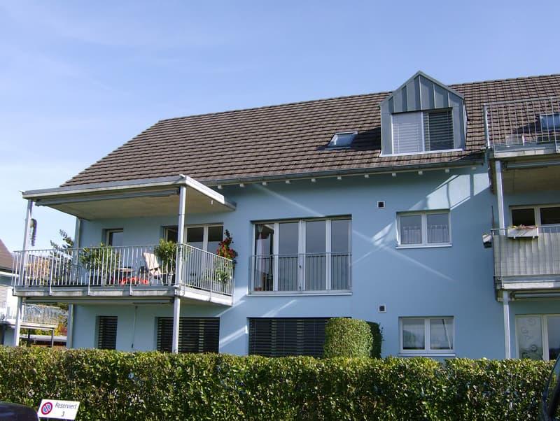 3.5 Zimmerwohnung mit Blick in den Jura