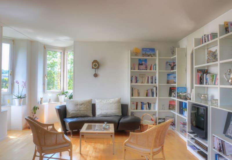 4.5-Zimmer-Eigentumswohnung im Zentrum von Allschwil