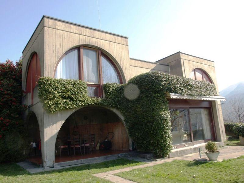 Originale e accogliente villa spaziosa, con bella vista aperta