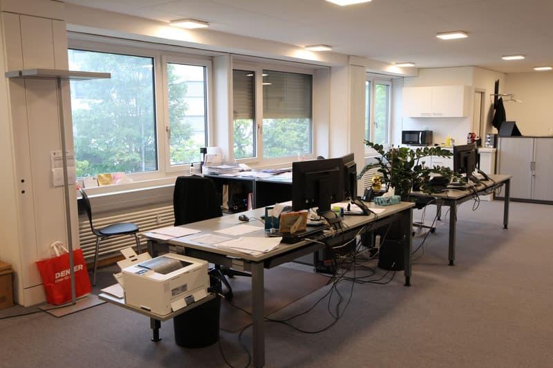Lässiges Büro im Haus Metropol (125m²)