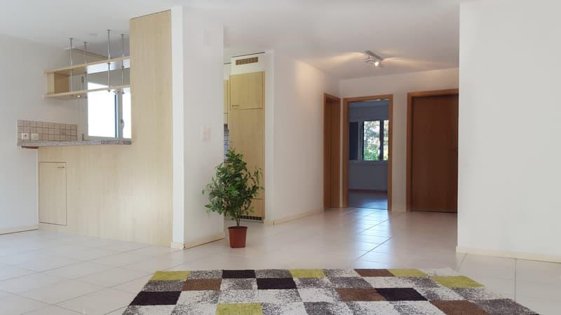 Helle 4,5 Zimmer-Wohnungmit sonnigem Gartensitzplatz