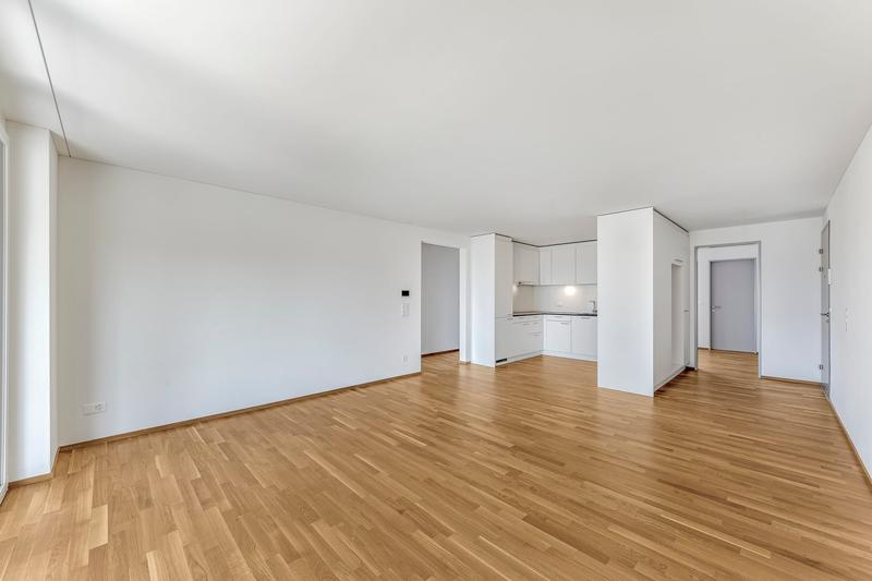 Küche mit Wohn- Essbereich