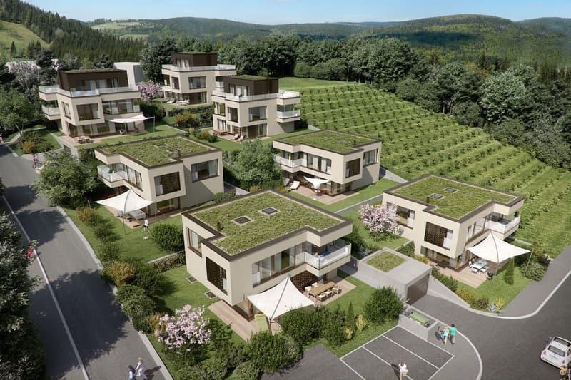 Ihr Einfamilienhaus mit traumhafter Weitsicht - ein Sonnenplatz fürs Leben!