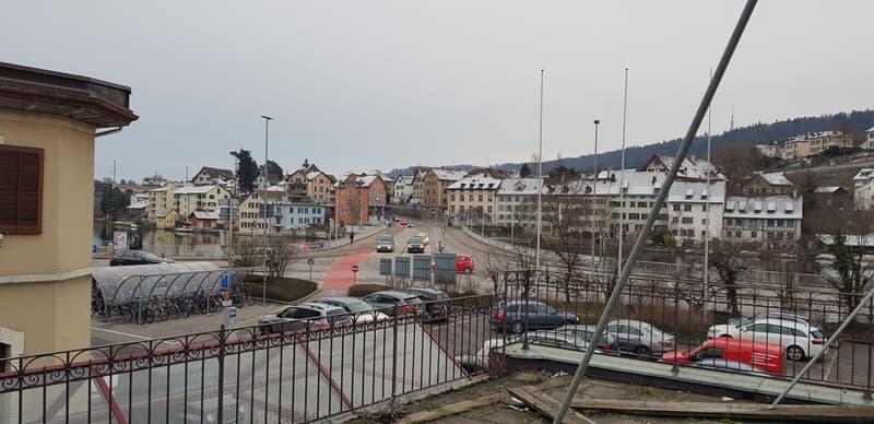 Gewerbe/Lagerräume in der Schaffhauser Unterstadt