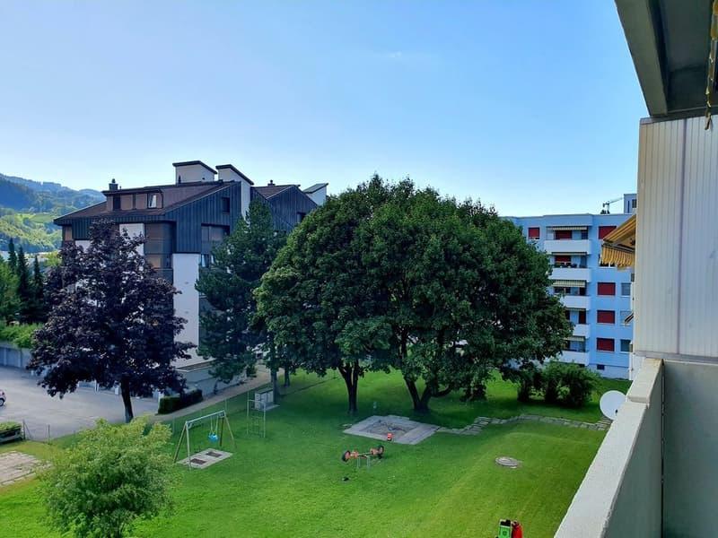 helle Wohnung - Nähe Rheinpark