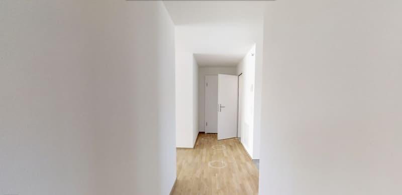 3.5 Zimmerwohnung - Erstvermietung nach Sanierung