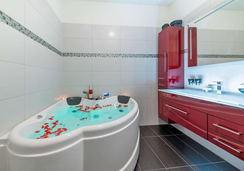 Wellness-Feeling im Eigenheim - paktische Wohnung in Bäch