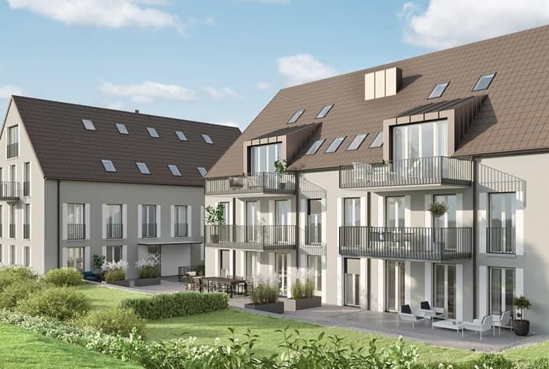 Neubau: Modernes steuergünstiges Wohnen in Nürensdorf