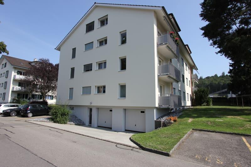 Sanierte Wohnung in Brugg!