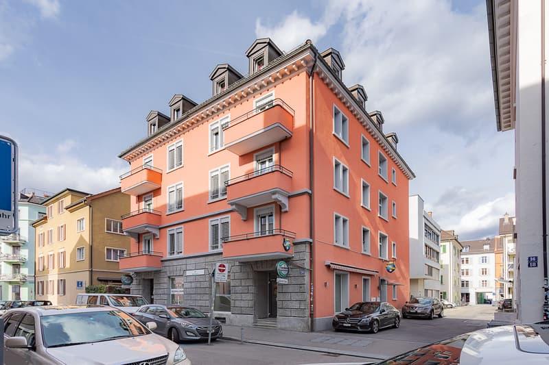 Studio im Zentrum Zürichs