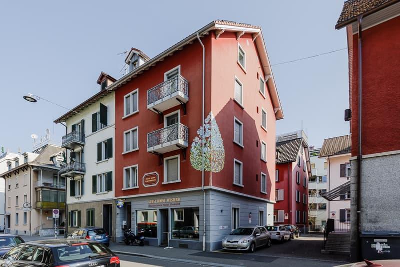 Studios im Zentrum Zürichs