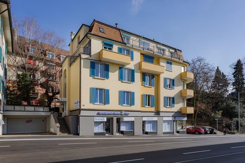 2 Room Apartments Nähe Universität und Zentrum Zürich