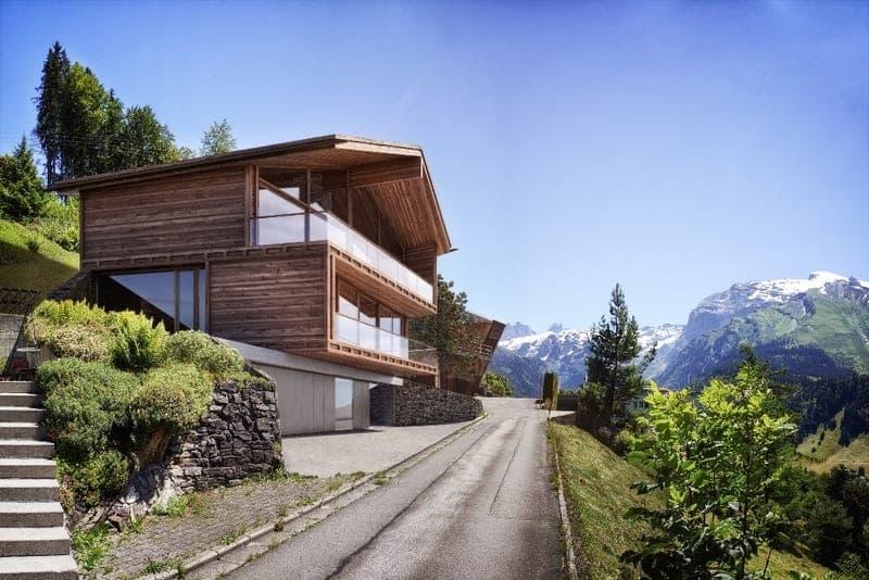 Grundstück im Alpenparadies mit möglicher Projektidee