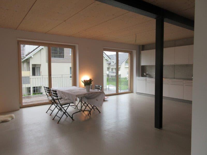 5 Zimmer Maisonette in Wigoltingen TG