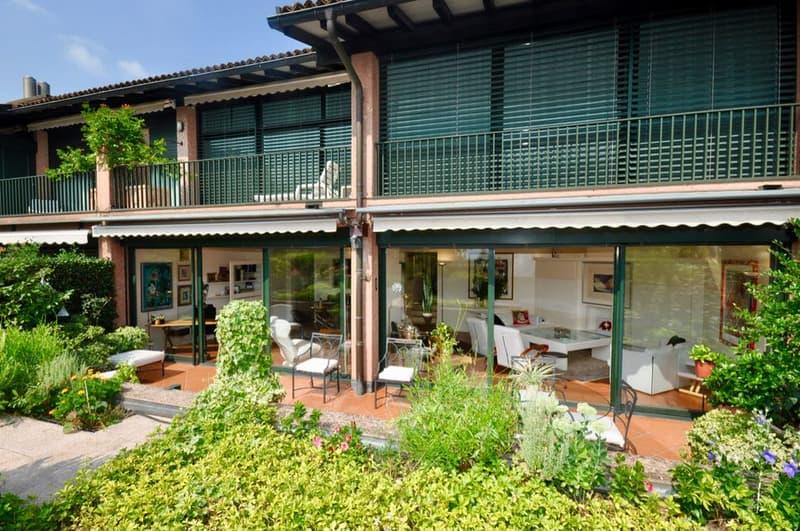Appartamento con Giardino nella Residenza Villa Principe Leopoldo