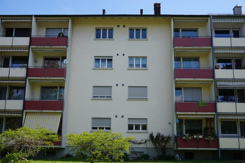 3-Zimmerwohnung, 3. Stock links