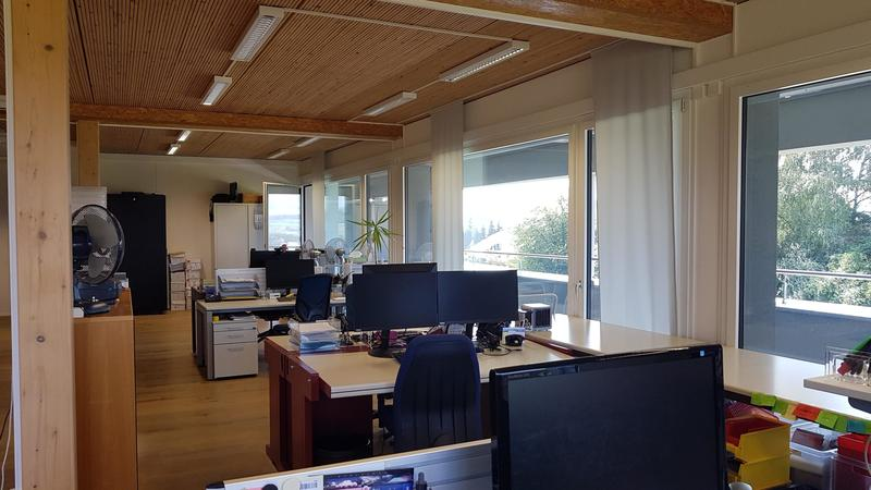 Büro (Fläche rot)