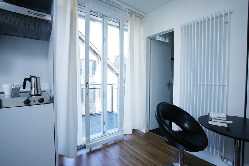 Studios Nähe Universität im Zentrum Zürich