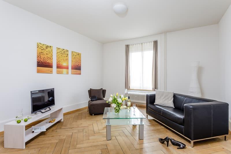2 Room Apartment im Zentrum Zürichs