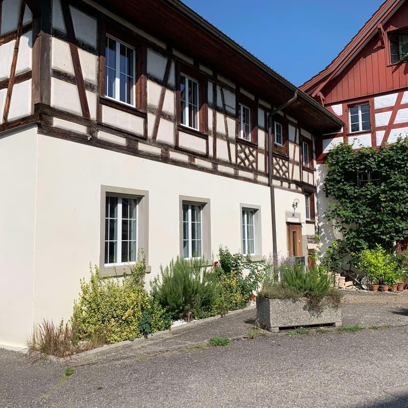 3 1/2 Zimmer-Wohnung im Altbau (alte Mühle)
