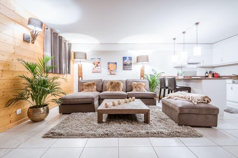 Appartement de 3.5 pièces à Champéry - Vente aux étrangers autorisée