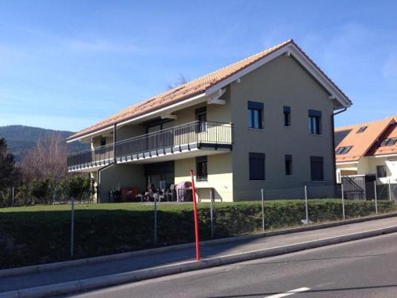 Magnifique appartement de 3.5 pièces avec balcon