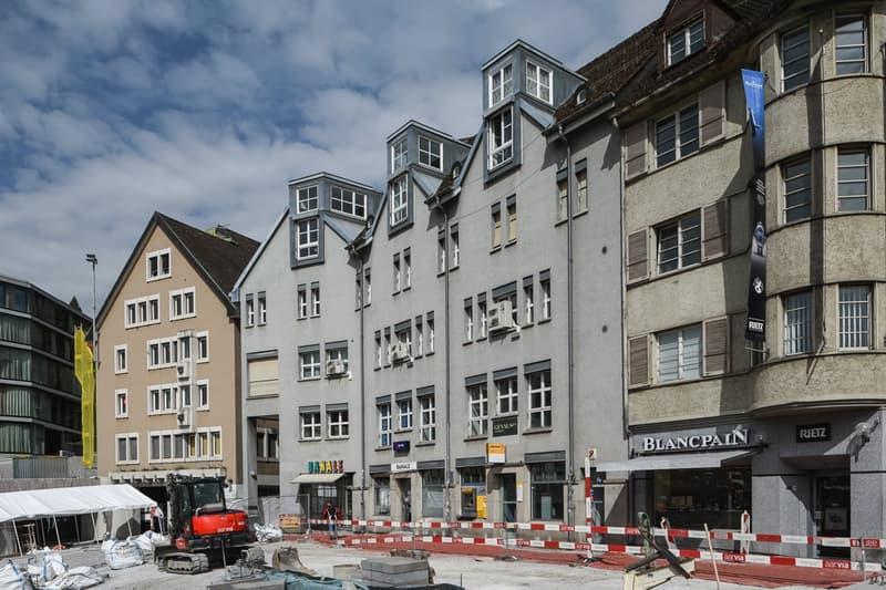 Exklusive Altstadtwohnung im Zentrum von Baden (1)